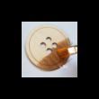 Körbehorgolható óriás gomb faalap