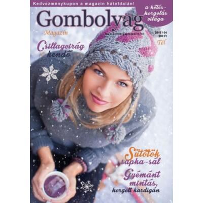 Gombolyag Magazin 2015/04