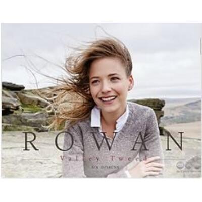 ROWAN valley tweed