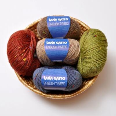 Lana Gatto English Tweed