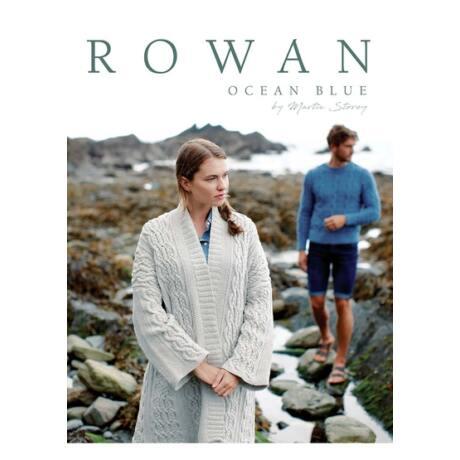 Rowan Ocean Blue ZB249  mintakönyv