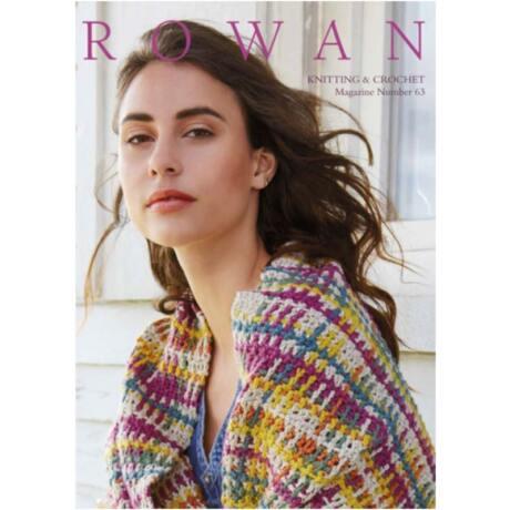 ROWAN knitting and Crochet Magazin 63