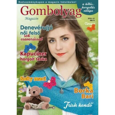Gombolyag Magazin 2016/01
