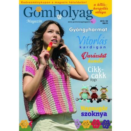 Gombolyag Magazin 2015/02
