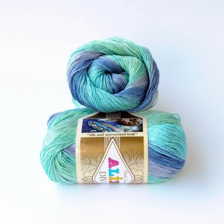 Alize Díva - batik