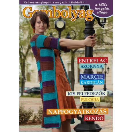 Gombolyag Magazin 2018/03 ősz