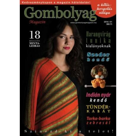 Gombolyag Magazin 2014/01