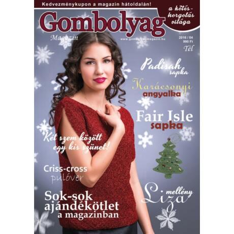Gombolyag Magazin 2016/04 tél