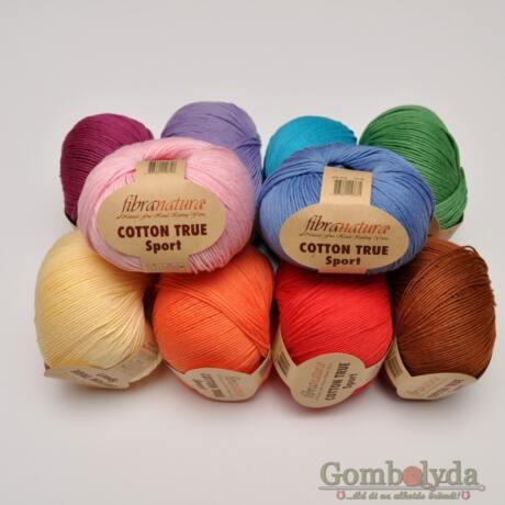 FibraNatura - Cotton True Sport