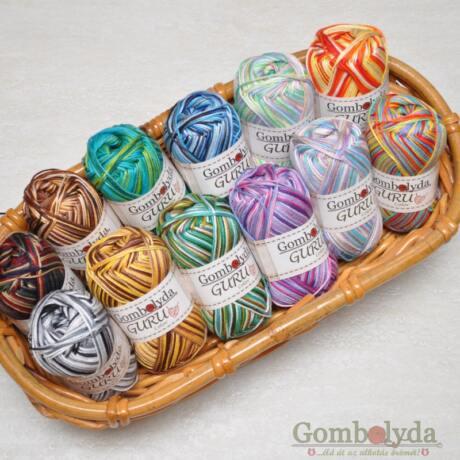 Gombolyda Guru color