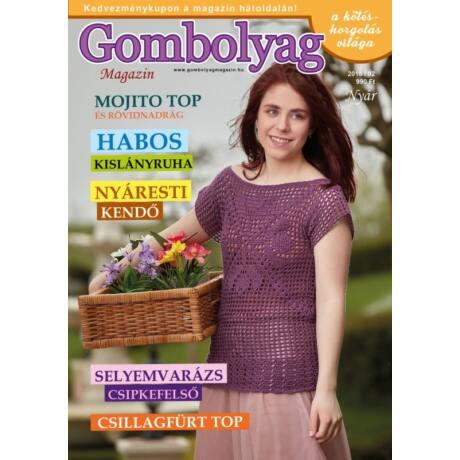 Gombolyag Magazin 2018/02 nyár