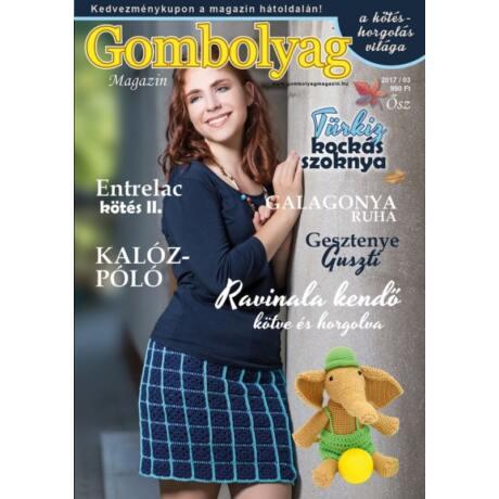 Gombolyag Magazin 2017/03 ősz