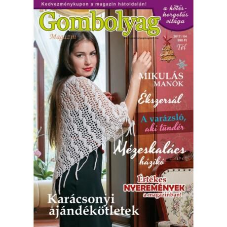 Gombolyag Magazin 2017/04 tél