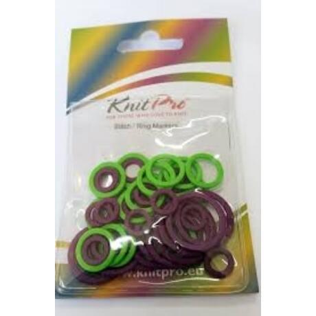 KnitPro szemjelölő (zárt, kötéshez)