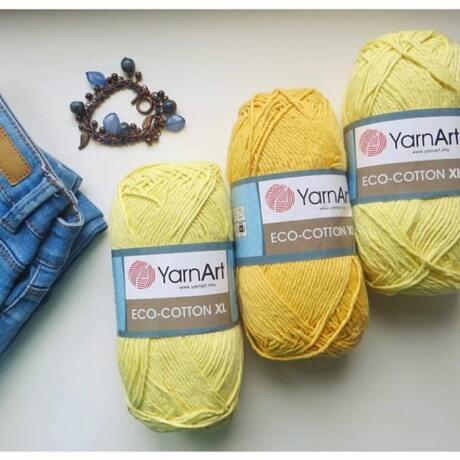 Yarnart Eco Cotton XL