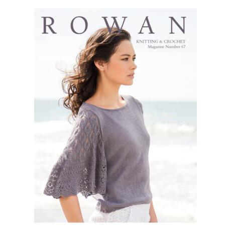 ROWAN knitting and Crochet Magazin 67