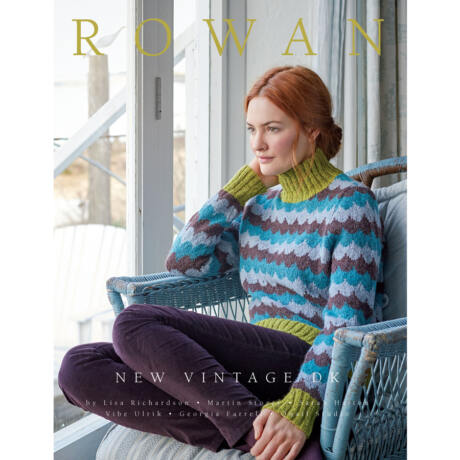 ROWAN New Vintage magazin