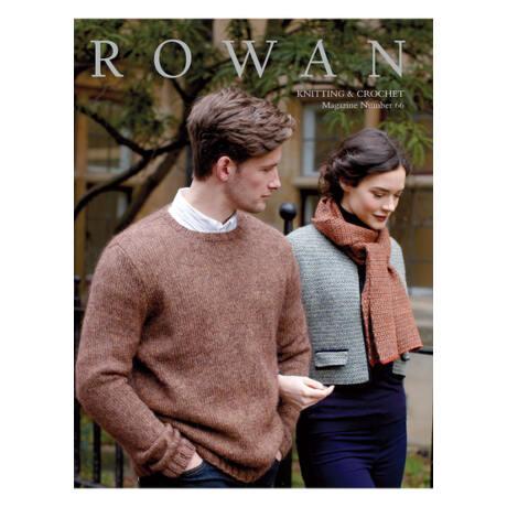 ROWAN knitting and Crochet Magazin 66