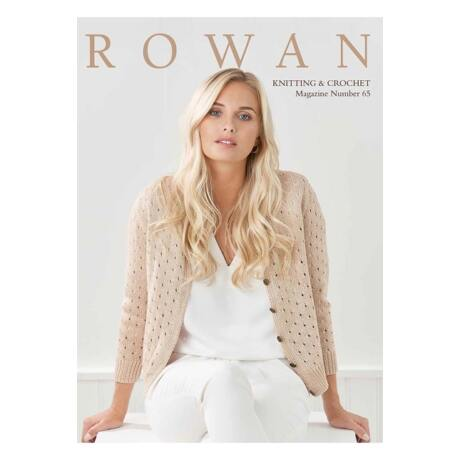 ROWAN knitting and Crochet Magazin 65
