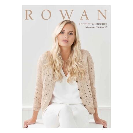ROWAN knitting and Crochet Magazin 65