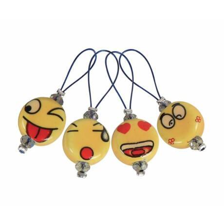 KnitPro Szemjelölő Smileys