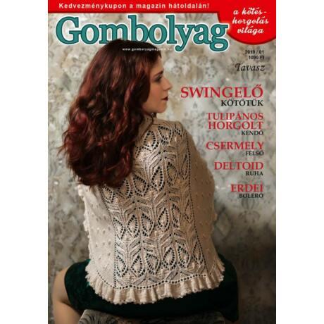 Gombolyag Magazin 2019/01 Tavasz