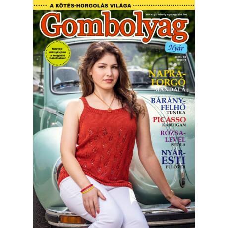 Gombolyag Magazin 2019/02 Nyár